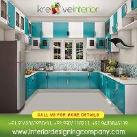 Modular Kitchen Interior in kolkata