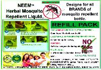 Herbal Liquid Mosquito Refill Pack