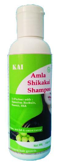 Hawaiian Amla Shikakai Shampoo