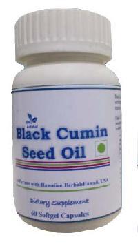 Hawaiian Black Cumin Seed Oil Capsule