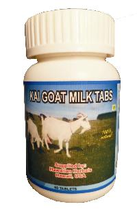 Hawaiian Goat Milk Capsules