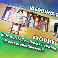 Wedding Album Designing Services