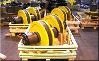 Crane Trolley Wheels