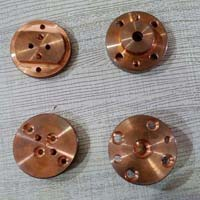 Copper Machine Parts