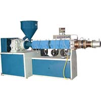 plastic extrusion machine manufacturers