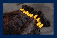 100% virgin human indian remy hair