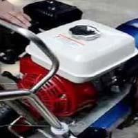 Air Less Spray Cold Paint Road Marking Machine