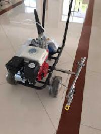 Air Less Spray Cold Paint Road Marking Machine