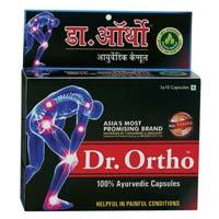 Dr Ortho Ayurvedic Medicinal Capsules