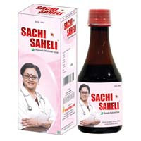Sachi Saheli Ayurvedic Syrup for Women