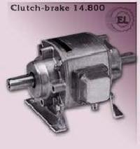 DC EM Encased Electromaganetic clutch-br