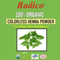 Organic Colorless Henna Powder