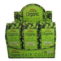 Organic Hair Color Dye - Chemical Free