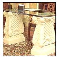 Stone Pedestals