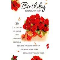 Birthday Anniversary Greeting Card 03