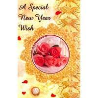 New Year Greeting Card 03