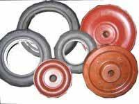 Rubbers & Castor Wheels