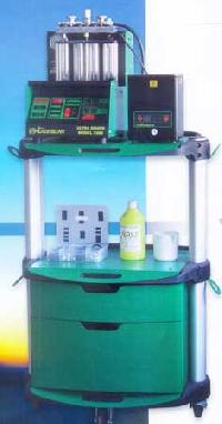 Ultrasound Injectors Cleaner