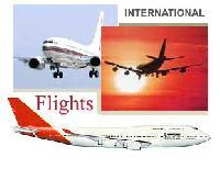 International Air Ticket