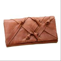 Leather Ladies Clutches