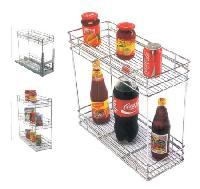 Bottle Pullout Basket
