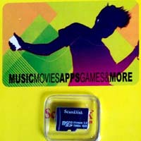 SCANDISK 16GB MEMORY CARD