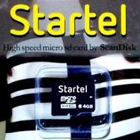 Startel Memory Card 4GB