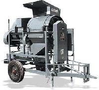Double Shaft Thresher