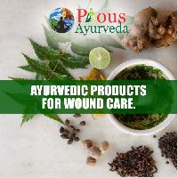 Ayurvedic Wound Care Products
