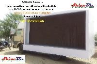 LED  Truck for Advertising cell- 9540123636