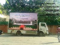 led video vans rental services