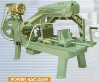 Power Hacksaw Cutting Machine
