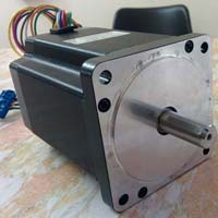 Stepper motors manufacturers suppliers exporters in india for Small servo motors and drives