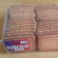 Milk Atta Biscuits