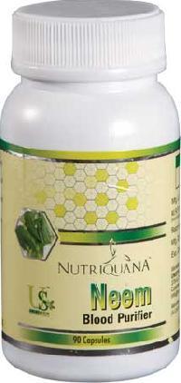 Nutriquana Neem Blood Purifier Capsules