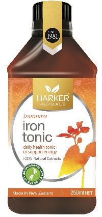 herbal iron tonic