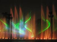 Laser Fountains