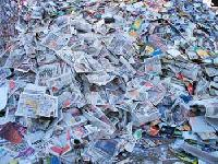 News & Pamps Paper Scraps