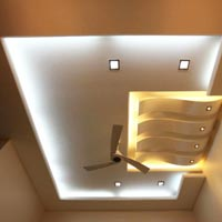 Gypsum False Ceiling Designing Services