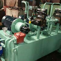 Hydraulic Power Packing Machine