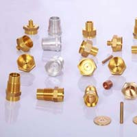Brass Temperature Sensor Parts