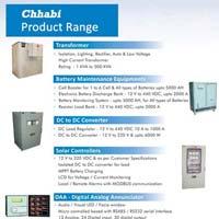 Battery Maintenance Equipment