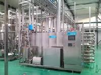 Fruit Juice Processing Machine