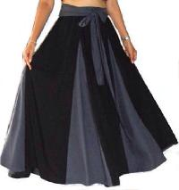 Designer Long Skirt - Manufacturers, Suppliers & Exporters in India