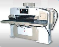HEAVY DUTY SEMI AUTOMATIC PAPER CUTTING MACHINE
