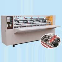 Thin blade cutting & creasing machine