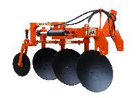reversible disc plough