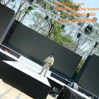 LED Mobile vanManufactr, LED Display canter, LE