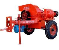 Tractor Rotated Chaff Cutter