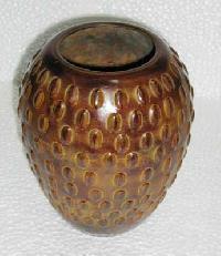 Item No. 16845 Brass Flower Vases